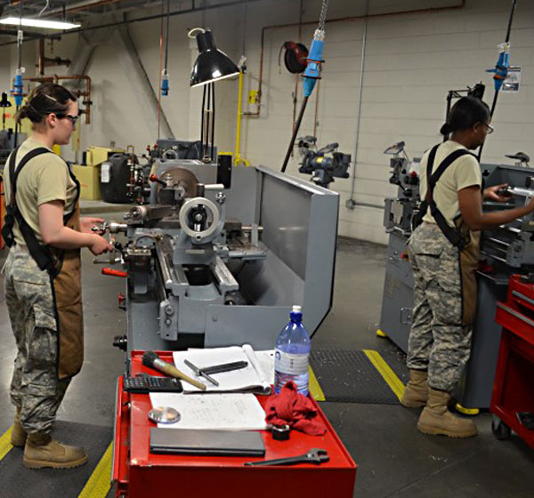 Cord Drops in metalworking stations