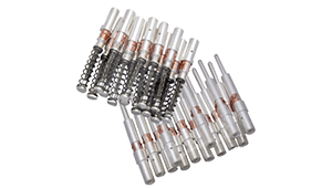 multipin contacts