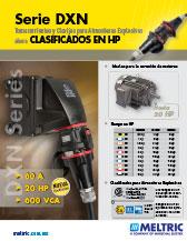 DXN con rangos en HP