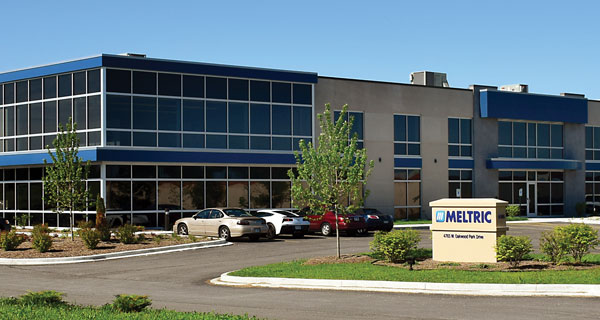 MELTRIC North American Headquarters, Franklin, Wisconsin, USA