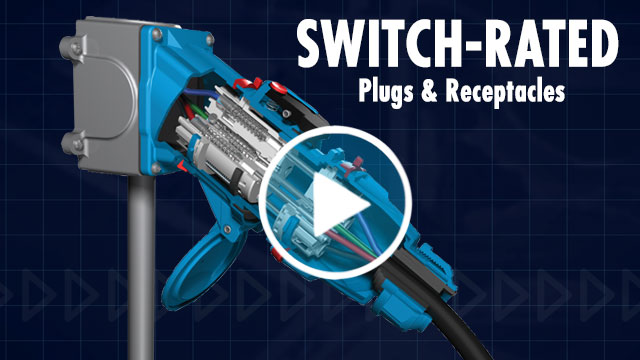 Switch-Rated Plugs and Receptacles video