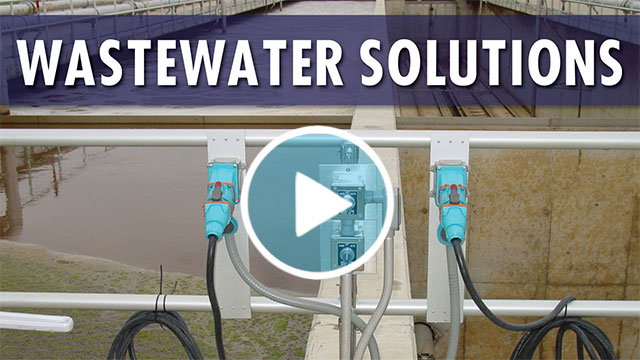 Meltric Wastewater Plugs and Receptacles
